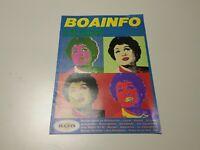 0220- REVISTA MUSICAL BOAINFO 13 CORCOBADO Y CRIA CUERVOS  14  PAGINAS 90S
