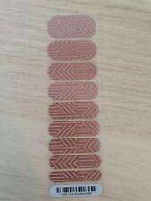 Jamberry Nail Wraps Half Sheet Rise and Shine