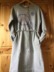 Oilily Damen Kleid Sweatkleid In Gr.L Neu 189,95 Euro