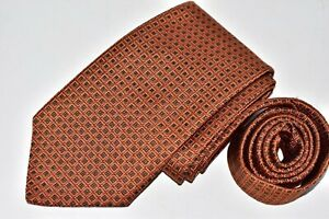Men's Brooks Brothers Cooper   100% Silk Neck Tie made in USA