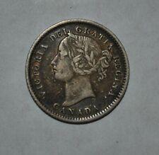 1898  Canada 10 Cents (G369e) OT6