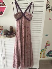 Allanah Hill Floral Stunning Long Dress Size 8 Worn Once Sold Out Alannah