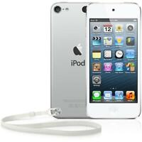 Refurbished Apple iPod Touch 5th Generation Silver Color 16GB 90 Days Warranty