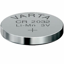 10 Piles Bouton Cr2032 CR 2032 Lithium 3v marque Varta Haute Qualité