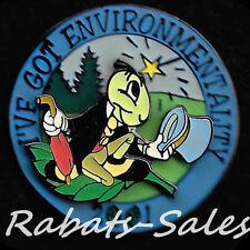 Jiminy Cricket - Environmentality 2001 Disney Cast Member Pin - Disneyland