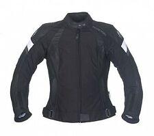 Richa Libra Ladies 3 in 1 Leather Textile Waterproof Womens Motorcycle Jacket