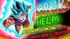 DOKKAN BATTLE ACCOUNT JP/GLOBAL 4000+ Stones