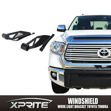 "50"" Straight & Curved LED Light Bar Metal Mounting Bracket for Toyota Tundra"