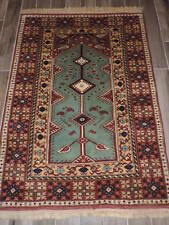 4x6ft. Handmade Turkish Melas Wool Prayer Rug