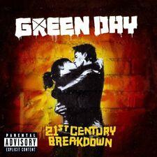 Green Day 21st century breakdown (2009) [CD]