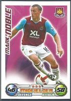 TOPPS MATCH ATTAX 2008-09-WEST HAM UNITED-MARK NOBLE