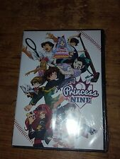 Princess Nine - The Complete Collection (DVD, 2014, 6-Disc Set) NEW SEALED
