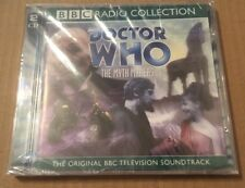 Doctor Who - The Myth Makers TV Audio 2x Cd William Hartnell SEALED Case Cracked