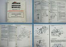 Mercruiser GM V8 5.0L 5.7L Marine Engine Service Manual