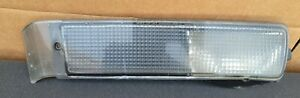 1987 1993 Cadillac Allante Front Lower Foglight Fog Lamp Assembly OEM LH Driver
