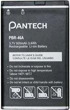 NEW OEM PANTECH PBR-46A BATTERY FOR BREEZE 2 P2000, BREEZE 3 P2030, MATRIX C740