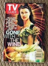 TV GUIDE Vivien Leigh GONE WITH THE WIND Robert Downey Jr GWTW cover B