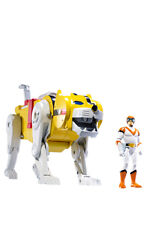 Voltron Yellow Lion & Hunk Exclusive Toys Go Force Defender Of The Universe Hot