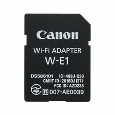 Original Canon W-E1 Wi-Fi Adapter for EOS 7D Mark II, 5DS, 5DS R