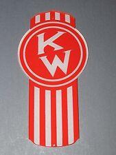 Vintage Style Kenworth Trucks Emblem Badge Wall Sign