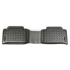 Rugged Ridge 82989.04 Black Front//Rear Floor Liner Kit for Chevrolet Colorado//GMC Canyon