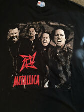SELLING 2 METALLICA TSHIRTS - On the Load Again 96 Vintage Shirt - BOTH LARGE