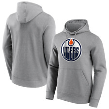 Edmonton Oilers Hoodie Men's (Size 3XL) NHL Secondary Colour Hoodie - New