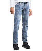 Levi's Mens 511 Jeans Creek Blue 32x30 Camo Slim Fit Stretch $69 109