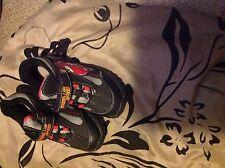 Lighting McQueen light up shoes sz youths 11+ Sleeping bag,Daytona pajamas,Tray