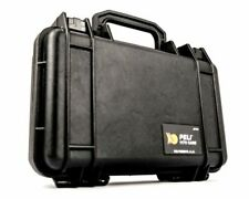 Peli 1170 case WITH FOAM ,it comes with hand carry handle,Water proof, dustproof