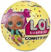 Lol Surprise Doll Series 3 Confetti Pop 9 Surprises Inside