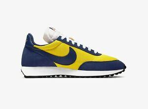 Nike Air Tailwind 79 Sneaker Schuhe Gelb Blau Unisex 487754-702