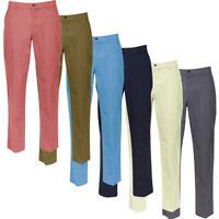 Greg Norman Men's Foreward Series Brisbane Chino Golf Pants - Pick Size & Color