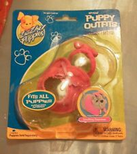 Zhu zhu puppies outfit. Pink  strolling daywear outfit. Fits all puppies. New.