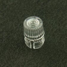 LED Lens 3mm Clear (3 Pack)