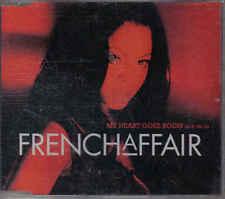 French affair-my heart goes Boom cd maxi single
