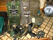 CLANSMAN MILITARY PRC350 TO CES TESTED WORKING ORDER