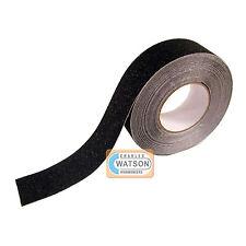 50mm x 20m noir ruban anti Dérapage adhérence élevée adhésif collant renforcé