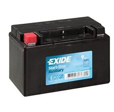 EXIDE Starter Battery Start-Stop Auxiliary EK091