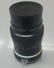 Nikon 55mm f/2.8 AI-s Micro-NIKKOR