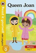 Queen Joan – Read it yourself with Ladybird Level 0: Step 7 by , NEW Book, FREE