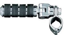 "Kuryakyn 4443 Switchblade Peg with Mounts and 1-1/4"" Clamps"