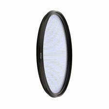 NiSi Cinema Rotating 82mm Allure Streak BLUE (2mm Streak) Special Effects Filter