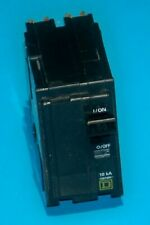 New Listingqo250 Square D 50 Amp 240 Volt 2 Pole Plug On Breaker