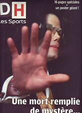 MICHAEL JACKSON DH LES SPORTS