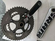 SRAM Red Carbon Crankset 170mm GXP 50/34T Compact 10 Speed Road Bike