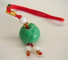 Feng Shui Chinese Jade Lotus Charm