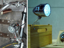 Vintage Bicycle Front Light / Retro Bicycle Front Lamp / Classic LED Head Light