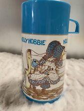 Vintage Holly Hobby Aladdin Thermal Bottle / Flask U.S.A.
