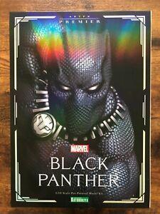 Marvel Universe Kotobukiya ARTFX Premier Black Panther 1/10 PVC Statue 16cm